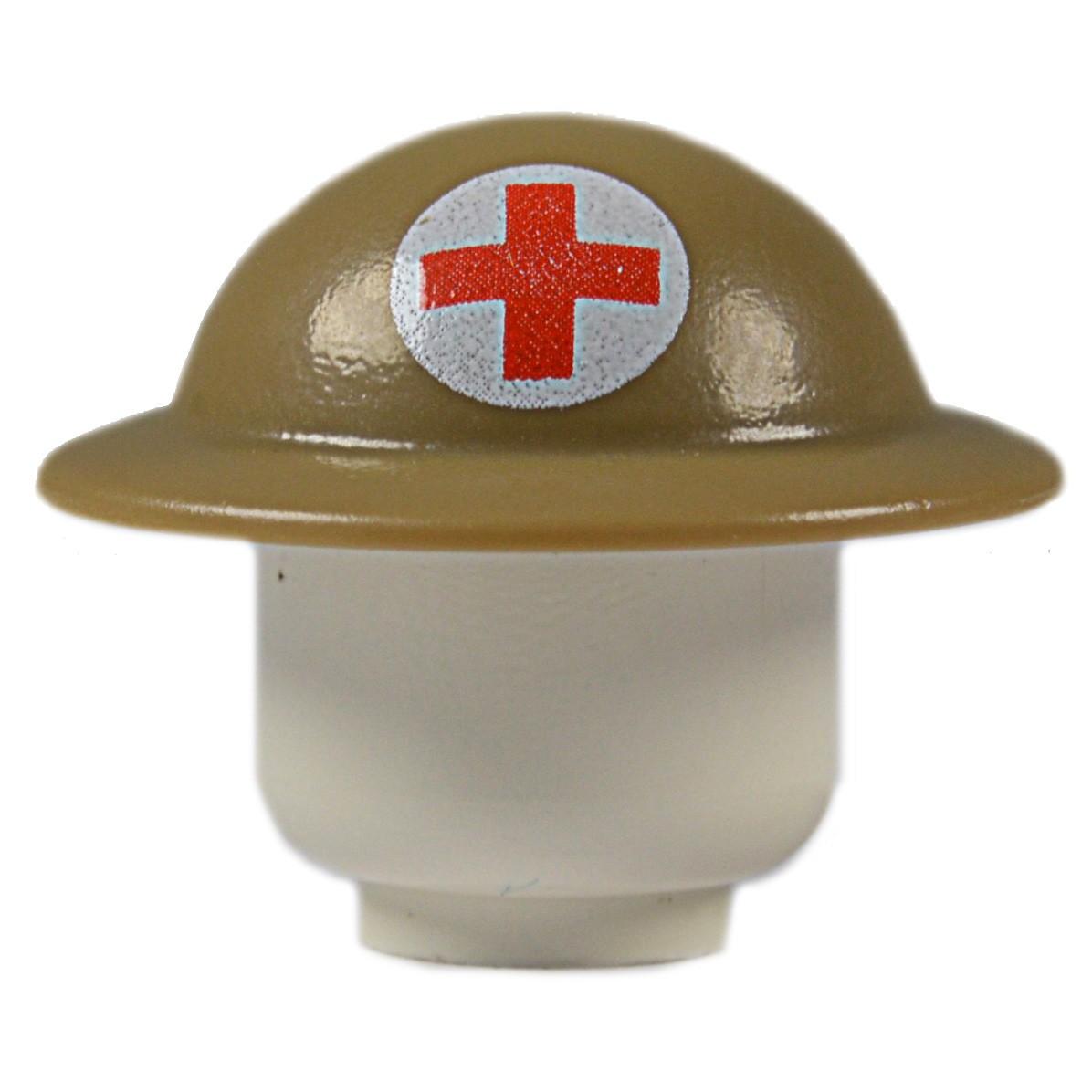 WW2 CUSTOM  COMPATIBLE GERMAN MEDIC MINI FIGURE