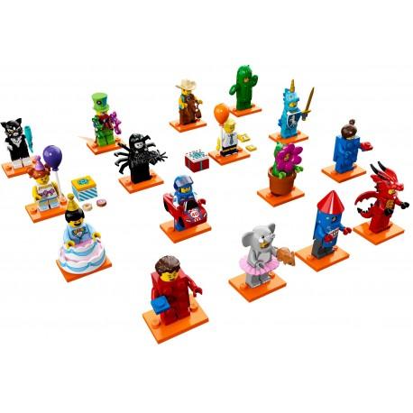 LEGO® Série 18 - 16 Minifigures - 71021