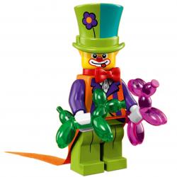 LEGO Minifig - le clown de fête 71021 Série 18