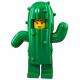 LEGO Minifig - la fille cactus 71021 Série 18