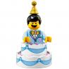 LEGO Minifig - l'homme gâteau 71021