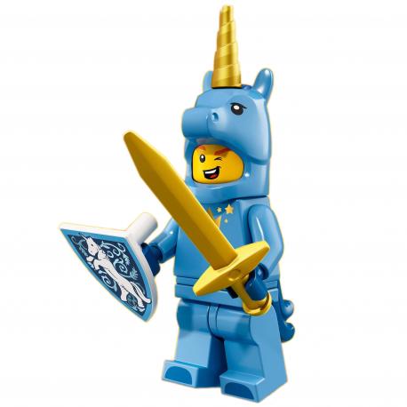 LEGO Minifig - l'homme licorne 71021 Série 18