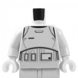 Lego - Torse Minifig Star Wars SW Armor Stormtrooper Ep. 7