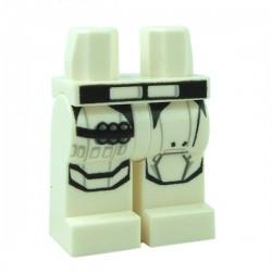 LEGO - Jambes Minifig SW Flametrooper Ep. 7