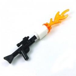 LEGO - Lance-flammes et son réservoir