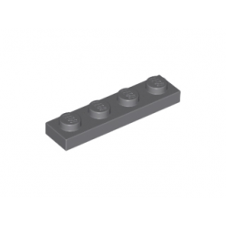 LEGO Spare Parts - Plate 1x4 (DBG)
