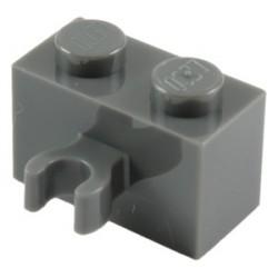 LEGO Pièces Détachées - Brique Modified 1x2 with Vertical Clip (DBG)