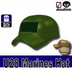 Lego Accessories Minifigure Si-Dan Toys - Si-Dan Toys - Marines Hat U28 a90d007afddd