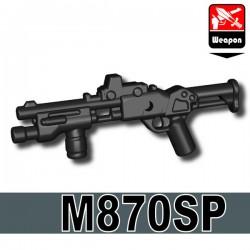 Lego Accessoires Minifigure Militaire Si-Dan Toys - M870SP (Noir)
