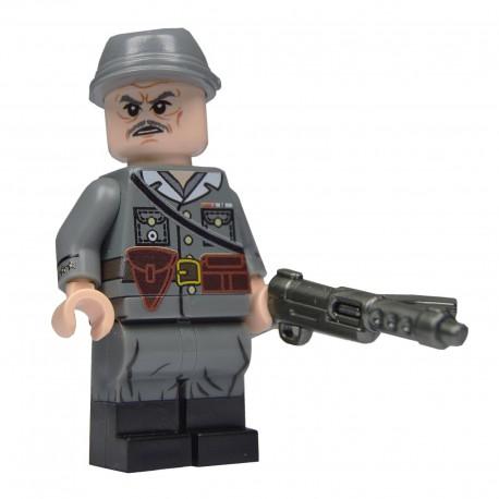 Lego Militaire United Bricks - Capitaine Takeo Armée Japonaise WW2