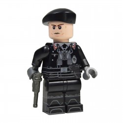 Lego Militaire United Bricks - United Bricks - WW2 Panzer Commander