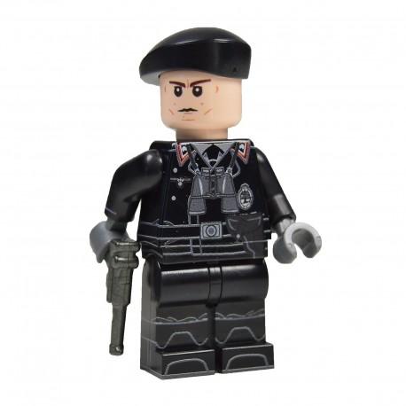 Lego Militaire United Bricks - United Bricks - WW2 Panzer Commander