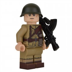 Lego Military United Bricks - United Bricks - WW2 Danish Soldier