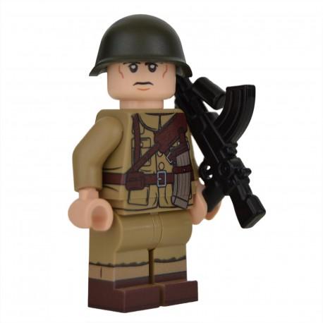 Lego Militaire United Bricks - United Bricks - WW2 Danish Soldier