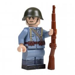 Lego Military United Bricks - United Bricks - WW2 Dutch Soldier