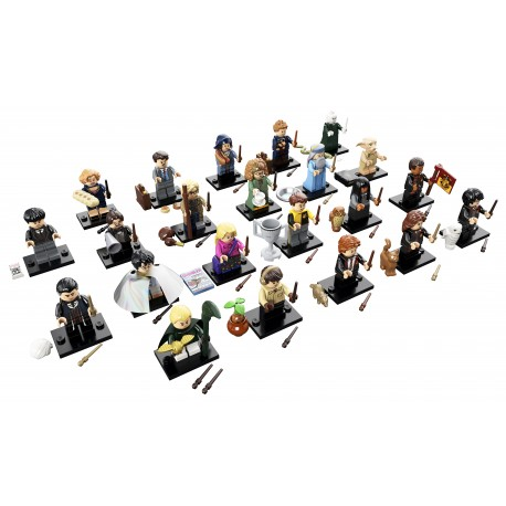LEGO® Minifig Harry Potter Series Fantastic Beasts - 22 Minifigures - 71022