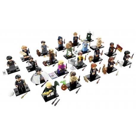 LEGO® Minifig Série Harry Potter Les Animaux Fantastiques - 22 Minifigures - 71022