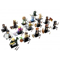 LEGO® Harry Potter Series - 16 Minifigures - 71022
