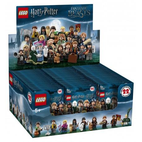 LEGO® Série Harry Potter- Boite de 60 Minifigures - 71022