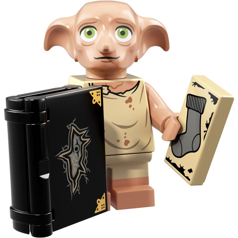 Dobby Elf 71022 LEGO Minifigures Harry Potter Fantastic Beasts Series