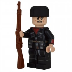Lego United Bricks - Russian Cossack Minifigure