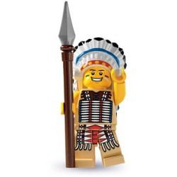 un chef de tribu
