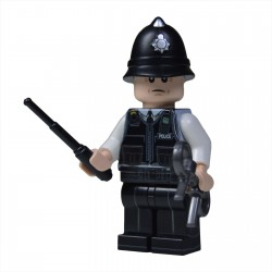 Lego United Bricks - MET Police Officer Minifigure