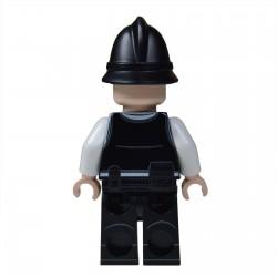 Lego United Bricks - MET Police Officer Minifigure