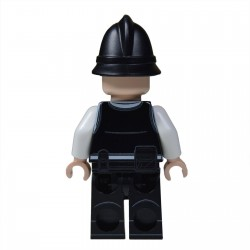 Lego United Bricks - Officier de Police du MET Minifigure