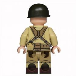 Lego United Bricks - WW2 U.S. Medic Minifigure