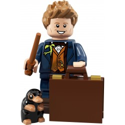 LEGO® Série Harry Potter- Newt Scamander - 71022 Minifigure
