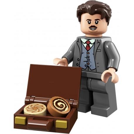 LEGO® Série Harry Potter- Jacob Kowalski - 71022 Minifigure