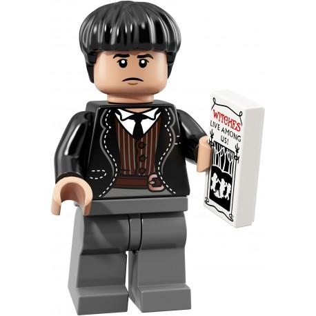 LEGO® Minifigure Série Harry Potter- Credence Barebone - 71022