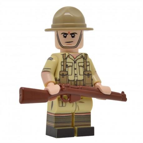 United Bricks - WW2 Néo-Zélandais Minifigure Lego