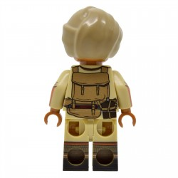 United Bricks - WW2 British Indian (Desert) Minifigure lego