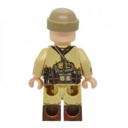 United Bricks - WW2 DAK NCO Minifigure lego