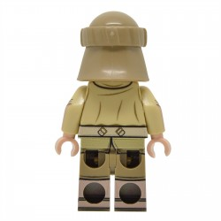 United Bricks - WW2 British SAS Minifigure legor army