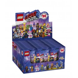 LEGO® Series LEGO MOVIE 2- box of 60 minifigures - 71023
