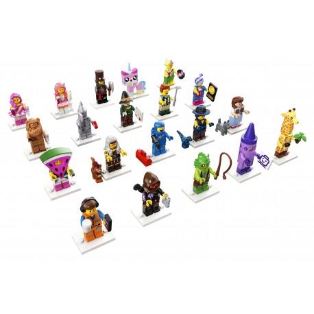 LEGO® Série La Grande Aventure 2 - 20 Minifigures - 71023