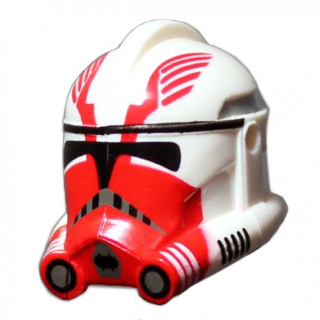 Lego Minifig Clone Army Customs - Casque Phase 2 Thorn