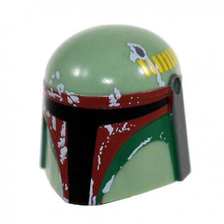 Lego Minifigure Star Wars Clone Army Customs - Mando Junior Helmet
