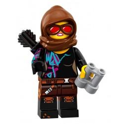 LEGO® Minifig Battle-Ready Lucy - 71023