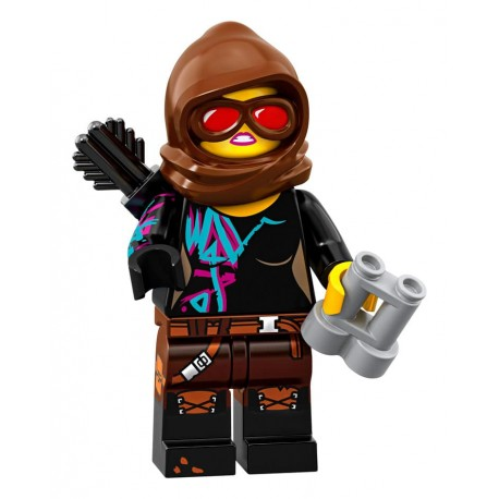 LEGO® Minifig Battle-Ready Lucy - 71023