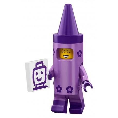 LEGO® Minifig la fille crayon - 71023