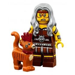 LEGO® Minifig Sherry Griffoir-Poste et Scarfield - 71023