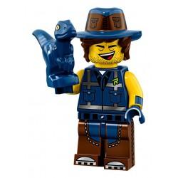 LEGO® Minifig l'homme au gilet et T-Rex - 71023