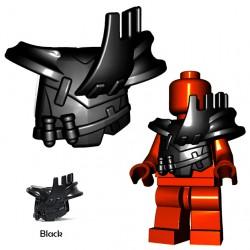 Lego Minifigure BrickWarriors - Armure Orc (Noir)