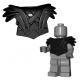 Lego Minifigure BrickWarriors - Elf Armor (Black)