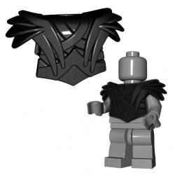 Lego Minifigure BrickWarriors - Armure d'Elfe (Noir)