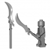 BrickWarriors - Elf Spear (Steel)